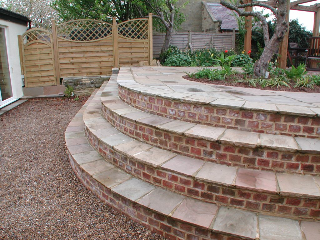 Indian Stone Steps
