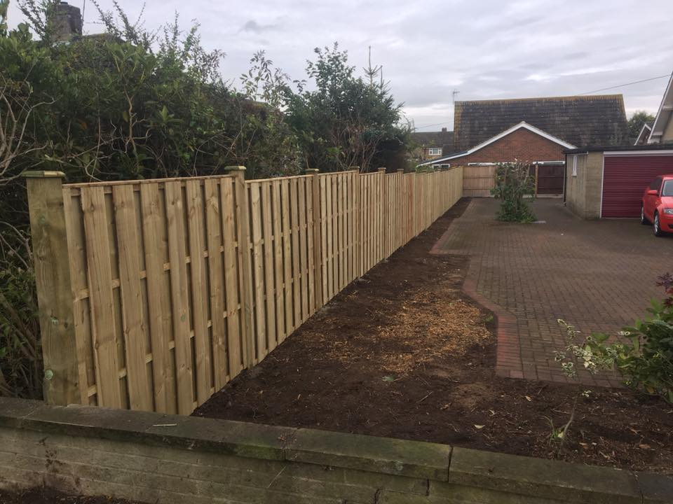 Long Run of Fencing
